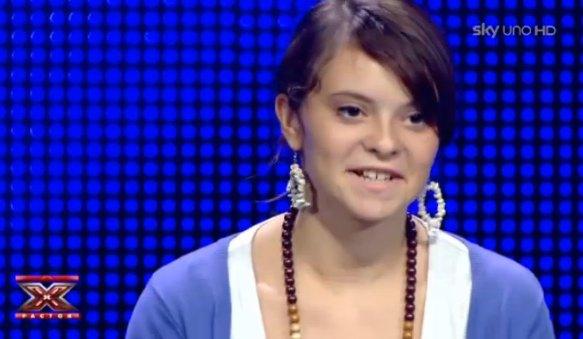 Foto Francesca Michielin X Factor 5