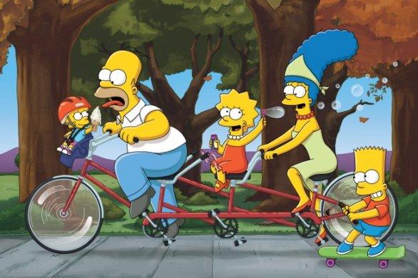 Simpson: dal 23 gennaio su Italia1