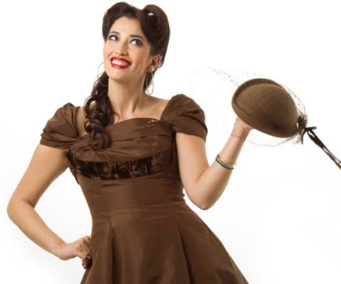 foto della cantante Nina Zilli