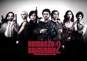 foto cast romanzo criminale 2