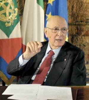 Giorgio Napolitano Foto