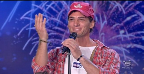 Italias got talent michele ormella
