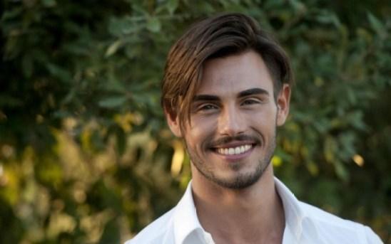 Il tronista Francesco Monte