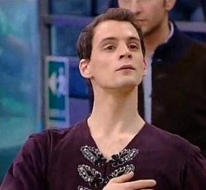 Valentin ballerino