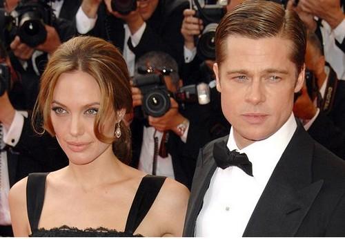 Brad Pitt e Angelina Jolie figli
