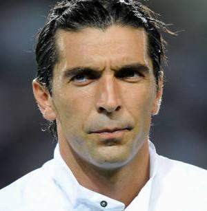Il portiere della Juventus e della Nazionale, Buffon