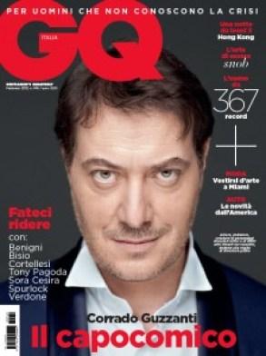 Corrado Guzzanti su Gq: intervista esclusiva