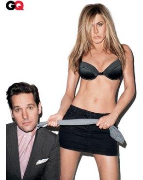 Jennifer Aniston sexy su Gq