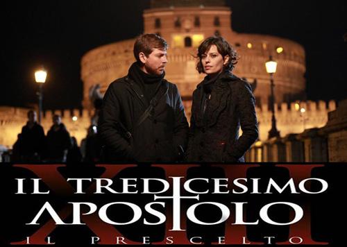 foto serie tv il tredicesimo apostolo