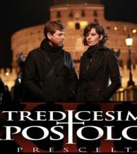 foto della locandina della serie tv Mediaset Il tredicesimo apostolo