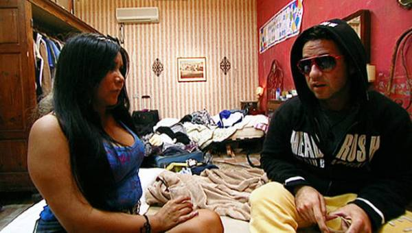 Snooki e Mike the Situation