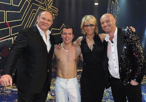Foto della finale di Italia's Got Talent 2012