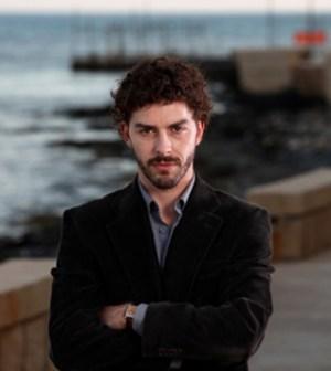 Michele Riordino il giovane Montalbano