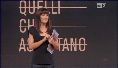 Victoria Cabello su Rai2