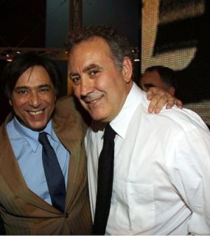 Carlo-Freccero-e-Michele-Santoro