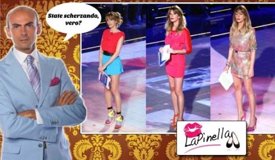 alessia marcuzzi diventa fashion blogger enzo miccio risponde