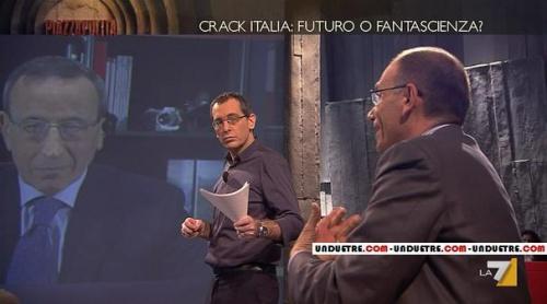 Talk show in crisi, sentono l'assenza di Berlusconi