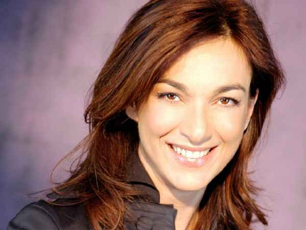 La conduttrice Daria Bignardi