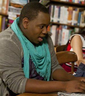 Foto Glee Alex Newell