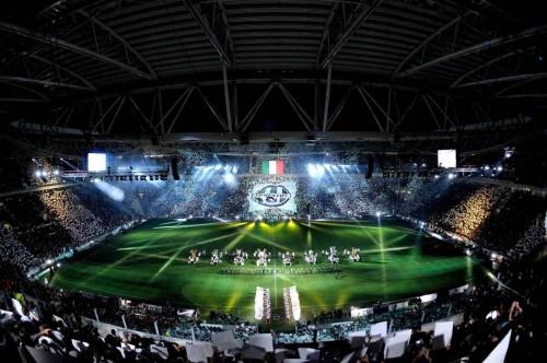 juventus stadium, teatro del posticipo