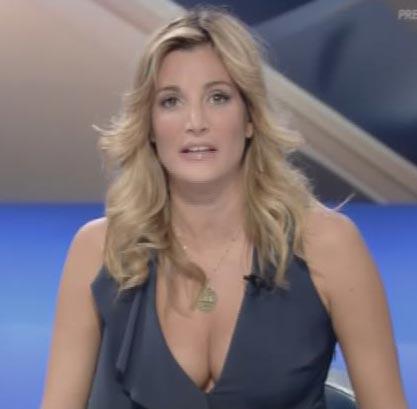 Mikaela Calcagno, giornalista sportiva