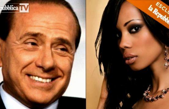 Intercettazioni Berlusconi e Maysthell Polanco