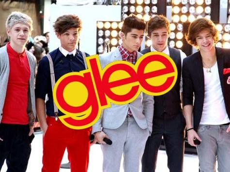 Glee One Direction
