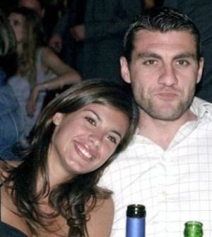 Elisabetta Canalis e Christian Vieri, qualche anno fa