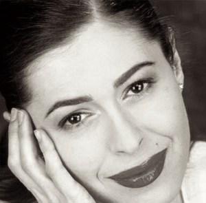 La cantante Gerardina Trovato