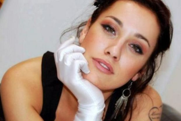 L'ex corteggiatrice Teresanna Pugliese