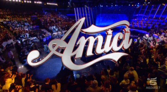 Logo Amici 2012