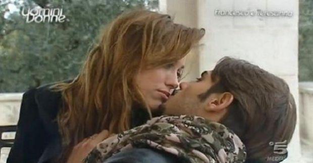 Teresanna Pugliese e Francesco Monte, felici e innamorati