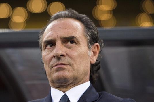 """Euro 2012 Prandelli su Italia-Inghilterra: """"Sono molto sereno"""""""