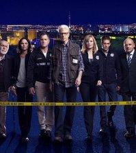 Una foto della serie tv CSI scena del crimine