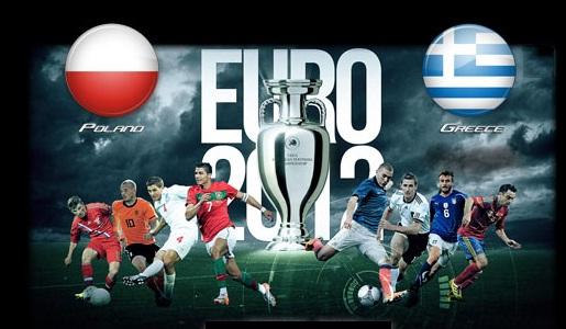 Foto Polonia vs Grecia euro 2012