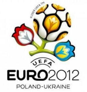 Logo Uefa Euro 2012 Polonia-Ucraina
