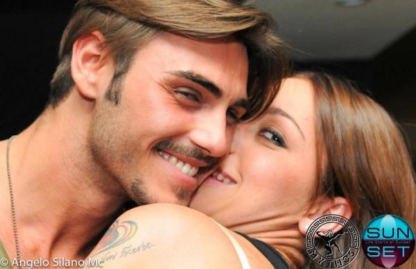 c'è crisi tra Francesco Monte e Teresanna Pugliese