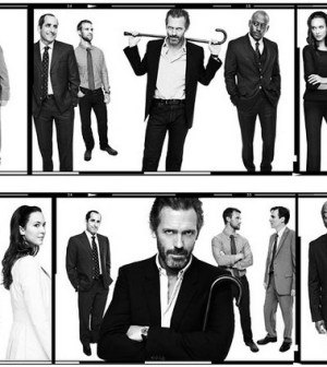 foto serie tv dr house 8
