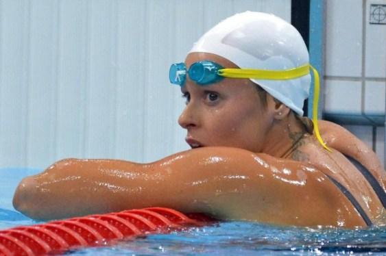 Foto di Federica Pellegrini Olimpiadi Londra 2012