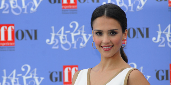 jessica alba giffoni film festival 2012