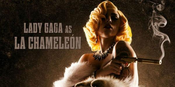 lady gaga attrice film Machete Kills
