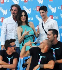 rossella brescia cannito giffoni film festival 2012 step up 4 revolution
