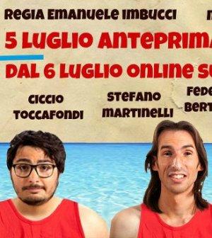 sitcom bagnini locandina luca calvani
