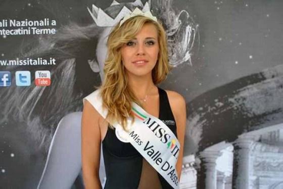 Chiara Danese parla delle notti di Arcore a Vanity fair