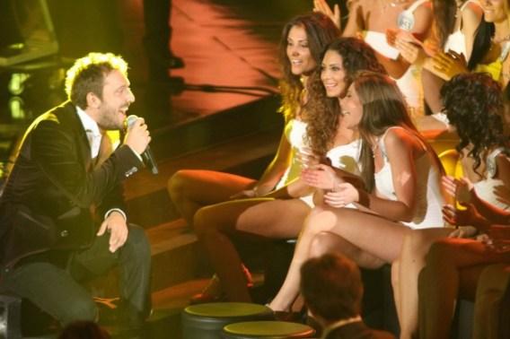 Cesare Cremonini ospite a Miss Italia 2012