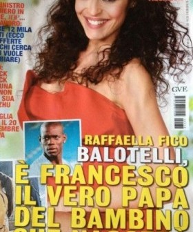 Copertina del magazine