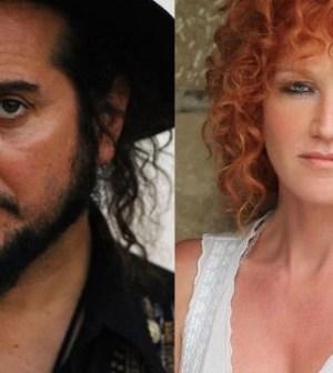 Foto di Vinicio Capossela e Fiorella Mannoia a Sanremo 2013?