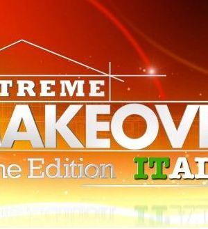 Logo di Extreme Makeover Home Edition Italia su Canale 5