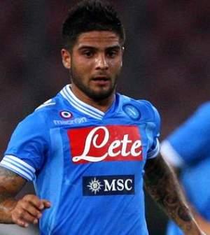 Lorenzo Insigne attaccante Napoli