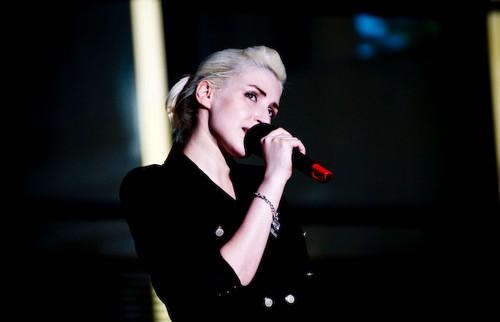 Romina Falconi a X Factor 6